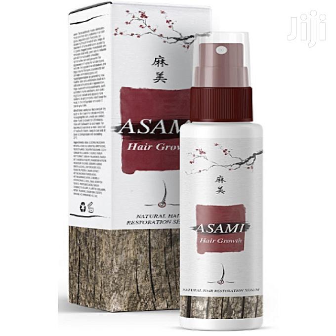 Asami Hair Growth  uporaba izboljšuje